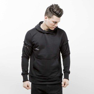 Admirable bluza hoodie Dragon black