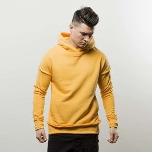 Admirable bluza hoodie Logo Core yellow