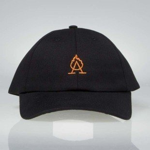 Admirable strapback czapka Corrupted black