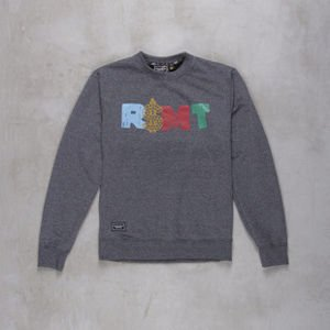 Backard Cartel bluza RSMT grey heather