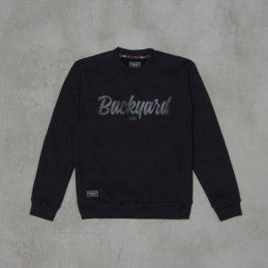 Backyard Cartel bluza Neat Crew black