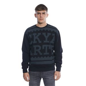 Backyard Cartel bluza sweatshirt Damn crewneck black