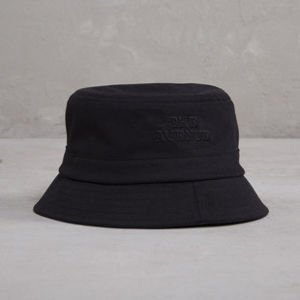 Backyard Cartel kapelusz bucket hat Acid Rim black
