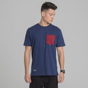 Backyard Cartel koszulka t-shirt Court navy
