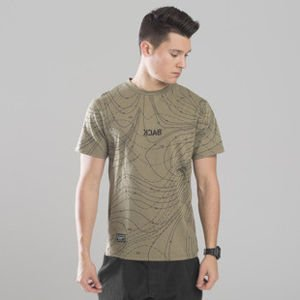 Backyard Cartel koszulka t-shirt Nowhere khaki