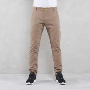 Backyard Cartel spodnie Chinos Back anti fit beige