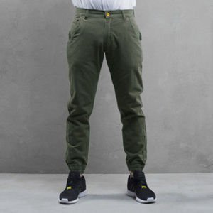 Backyard Cartel spodnie Jogger jogger fit khaki