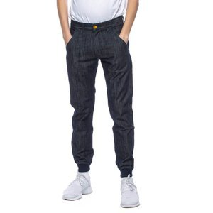 Backyard Cartel spodnie chino Band jogger fit rinse