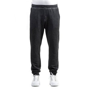 Backyard Cartel spodnie dresowe Back 2 Back Sweatpants washed black QUICKSTRIKE