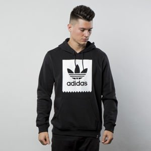 Bluza Adidas Originals Solid BB Hood black / white
