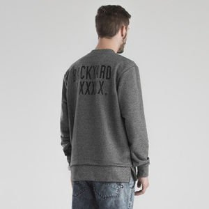 Bluza Backyard Cartel Crewneck Coach grey heather