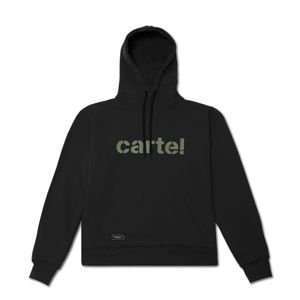 Bluza Backyard Cartel Hoody Disaster black FW2017