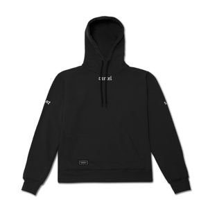 Bluza Backyard Cartel Hoody Old Wood black FW2017
