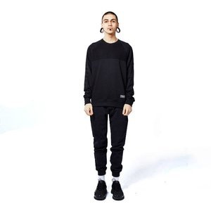 Bluza Backyard Cartel Swish Crewneck black SS2017