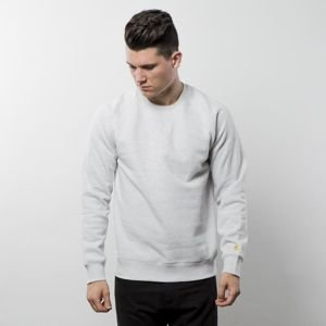 Bluza Carhartt WIP Chase Sweat ash heather / gold