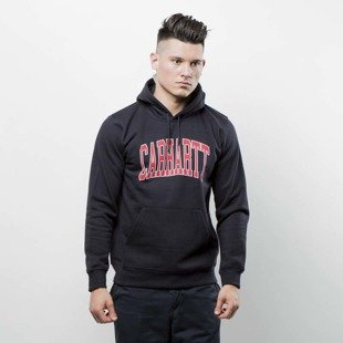 Bluza Carhartt WIP Hooded Division Sweat dark navy