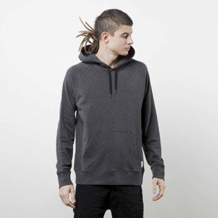 Bluza Carhartt WIP Hooded Holbrook black heather