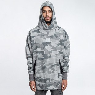Bluza Cayler & Sons BLACK LABEL CSBL Millennivm Loose Fit Hoody stone camo / reflective grey CSBL-HD16-AP-06