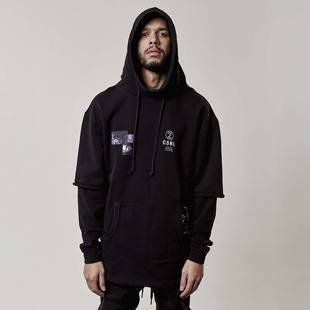 Bluza Cayler & Sons Epic Storm Layer Hoody black CSBL-SS17-AP-14