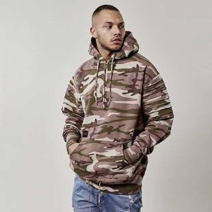 Bluza Cayler & Sons Pleated Loose Fit Hoody multicolor CSBL-SS17-AP-13