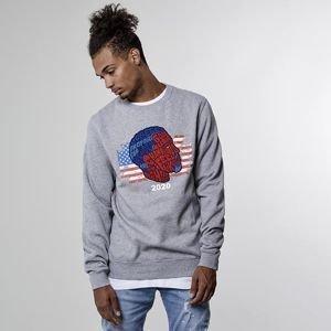 Bluza Cayler & Sons White Label Life Of Crewneck grey heather