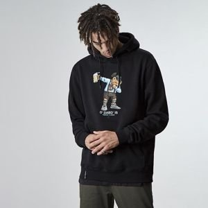 Bluza Cayler & Sons White Label O'Dabd' Is Hoody black / multicolor