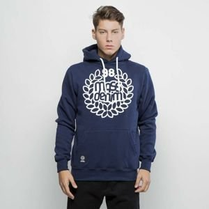 Bluza Mass Denim Sweatshirt Hoody Base navy