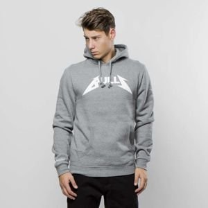Bluza Mitchell & Ness Chicago Bulls Hoody charcoal Rock Word Mark