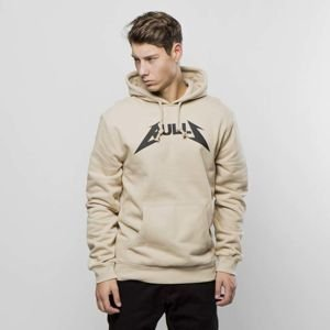 Bluza Mitchell & Ness Chicago Bulls Hoody khaki Rock Word Mark