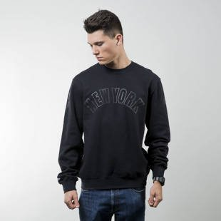 Bluza Mitchell & Ness crewneck New York Knicks black Bank Shot