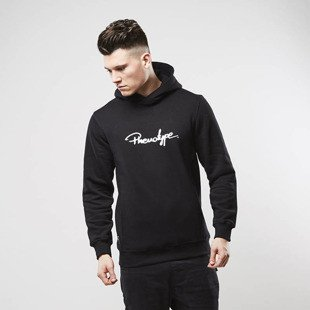 Bluza Phenotype sweatshirt Logo Hoodie black