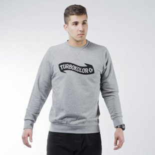 Bluza Turbokolor Crewneck Grey SS16
