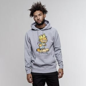 Bluza męska Cayler & Sons WL King Garfield Hoody heather grey / mc