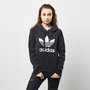 Bluza sweatshirt Adidas Originals Slim Hoodie black AY8130