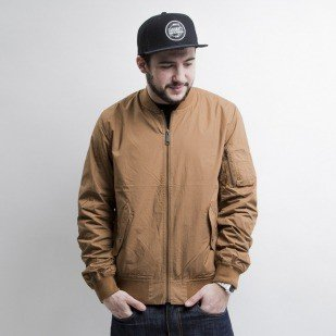 Carhartt WIP kurtka Adams Jacket hamilton brown