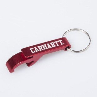 Carhartt WIP otwieracz Bottle Opener red