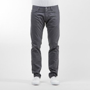 Carhartt WIP spodnie Buccaneer Pant Alabama Cotton color denim blacksmith rinsed