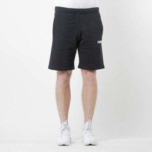 Carhartt WIP szorty College Sweat Short black / white