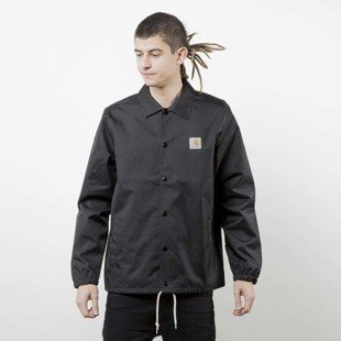 Carhartt kurtka Watch Coach Jacket black / broken white