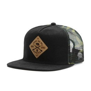 Cayler & Sons Copper Label snapback czapka Hunting Cap black / woodland CL-CAY-SU16-02