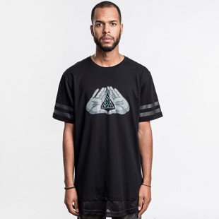 Cayler & Sons koszulka t-shirt BKNY Long Tee black / mint / grey WL-CAY-AW16-AP-25-01