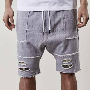 Cayler & Sons szorty Deuces Low Crotch Sweatshorts grey CSBL-SS17-AP-54