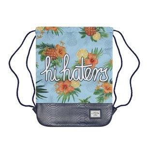 Cayler & Sons worek Hi Haters Gymbag light blue / navy / mc WL-CAY-SU16-GB-04