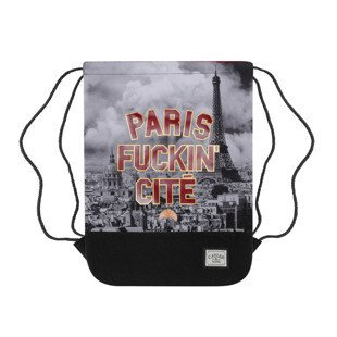 Cayler & Sons worek Paris Skyline Gymbag maroon / mc WL-CAY-AW16-GB-02