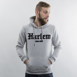 Criminal Damage bluza hoody Harlem grey