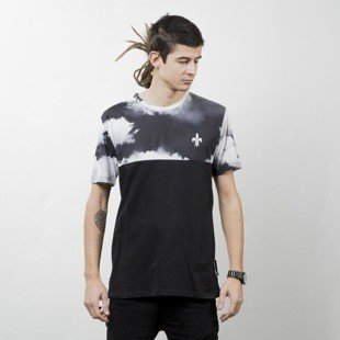 Criminal Damage koszulka High Tee black / white