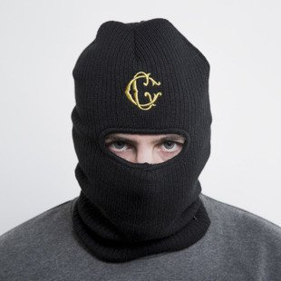 "Crooks & Castles czapka zimowa ""kominiarka"" Holy grail Ski Mask black"