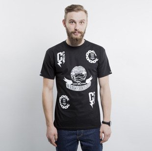 Crooks & Castles koszulka t-shirt  Bad Mannered black