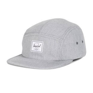 Czapka 5panel Herschel Glendale Classic heather grey 1007-0348