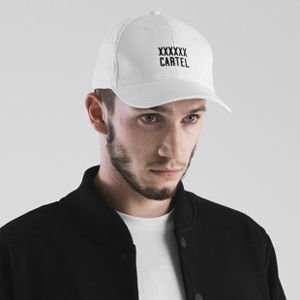 Czapka Backyard Cartel Sport Cap Coach white